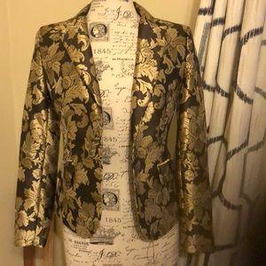 EUC new york & company blazer sz 2